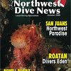 Northwest Dive News cover October 2009.