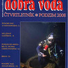 Czech Dive magazine - Fall 2008 issue - cover (not my photo).