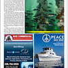 Northwest Dive News, May 2011. Black rockfish, Keystone Pilings.