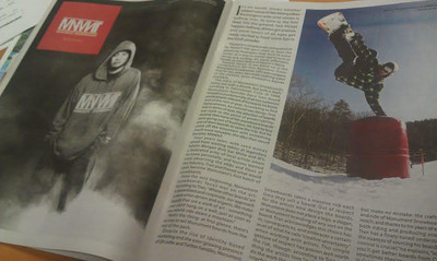 Monument Snowboards - On Tap Magazine