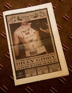 Billy Gibby Cover