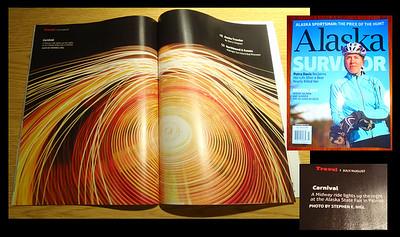 Alaska Magazine - July:Aug 2009