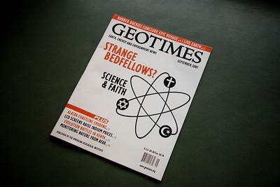 Geotimes Magazine
