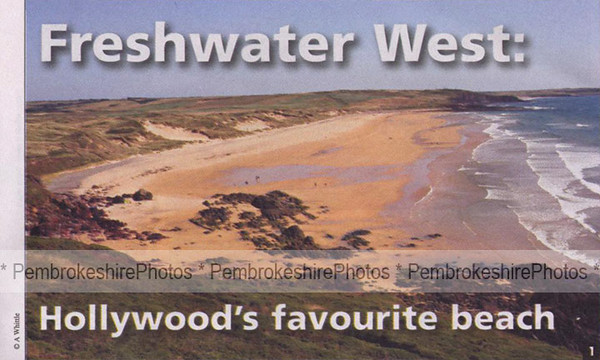 Freshwater West photo in Coast to Coast, 2010
