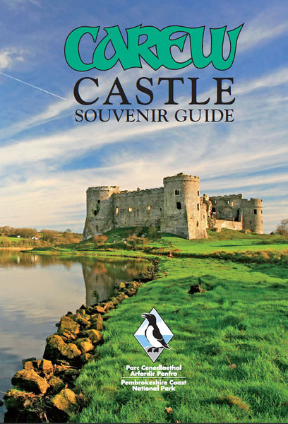 Photos featured in Carew Castle Souvenir Guide, 2012
