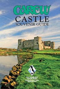 Photos featured in Carew Castle Souvenir Guide, 2012