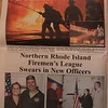 Fire News newspaper February/March 2013 issue. Upper 2 pictures