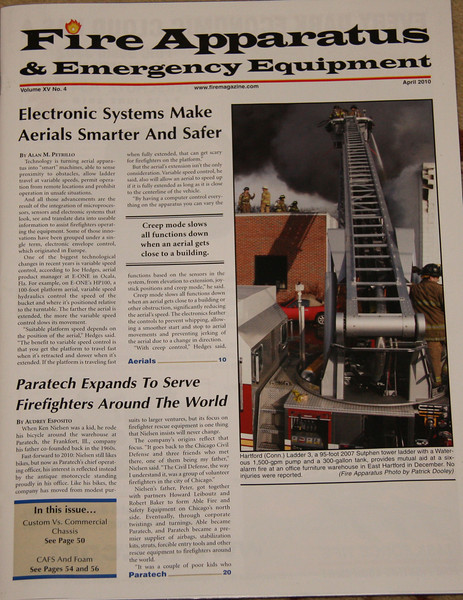 "Cover Fire Apparatus & Equipment magazine April 2010<br />  <a href=""http://squadfirephotos.smugmug.com/2009/Fires/East-Hartford-Ct-6-alarms/10572058_MT3Lt#735417333_6zwVB"">http://squadfirephotos.smugmug.com/2009/Fires/East-Hartford-Ct-6-alarms/10572058_MT3Lt#735417333_6zwVB</a>"