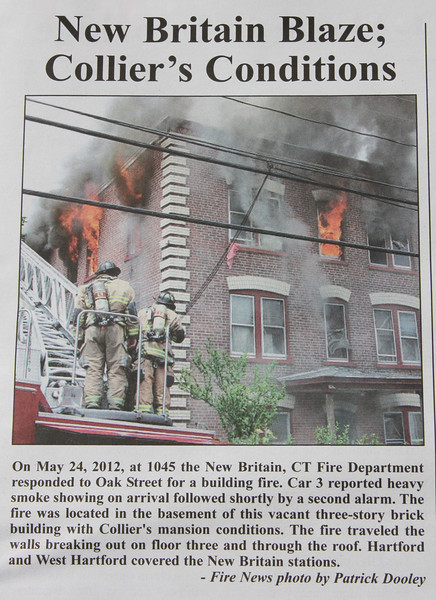 Fire News NE edition June 2012