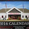 Shipman's Fire Equipment 2016 calendar. I had the January, August and September pictures