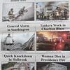 Fire News newspaper December/January 2013 edition