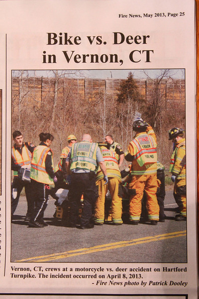 May 2013 of Fire News