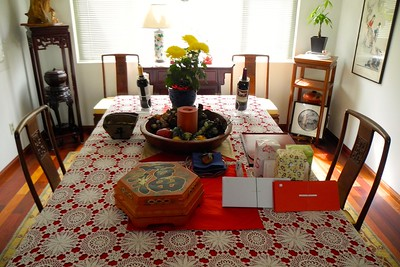 Pui Ching Alumni Chinese New Year Party, 2/28/15