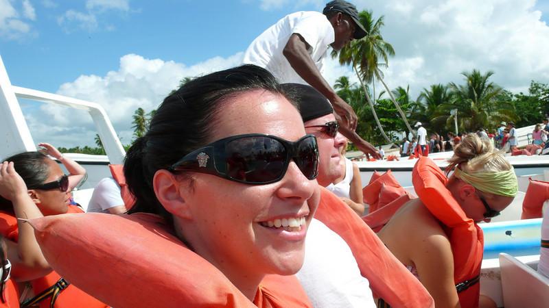 Jet boat fun