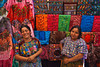 NEW m139, CO4 / Choice 1 of 10<br /> <br /> Tecpan, Guatemala --- Mayan women at Textile Market in Tecpan --- Image by © Danny Lehman/Corbis