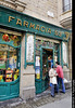 Fig 11.9 / Choice 3 of 10<br /> <br /> Old pharmacy, Carrer Villarroel 53, Barcelona, Catalonia, Spain