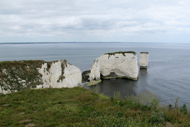 The Old Harry Rocks