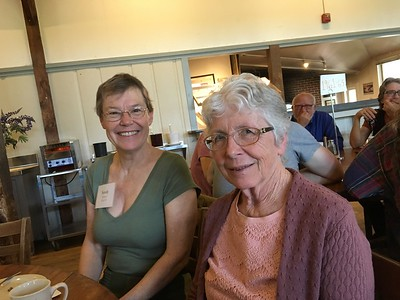 Molly and I roomed together in Old Girls' Dorm  in 1960/61.
