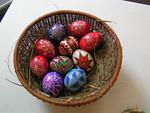 sample eggs