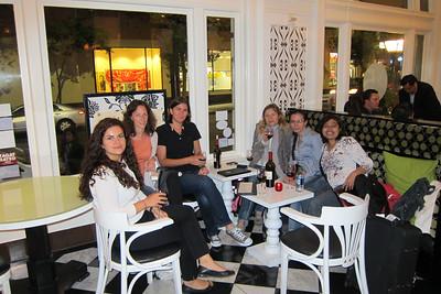 Q-Chem girls in Berkeley