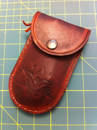 FIVE Leather Products & Samples