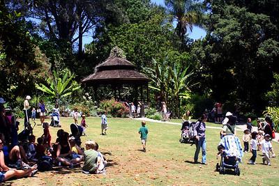 Quail Botanical Gardens (San Diego Botanic Gardens): Trips