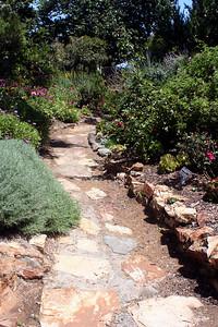 7/7/09 Herb Garden. Quail Botanical Gardens, Encinitas, San Diego County, CA
