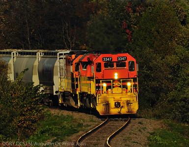Quebec Gatineau QCSL, St-Augustin Qc September 25 2014