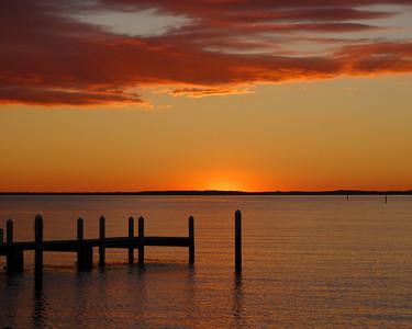 Sunset from Hemmingway's