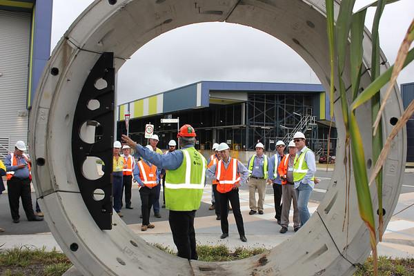 2014 Queensland - Tugan Desalination Plant