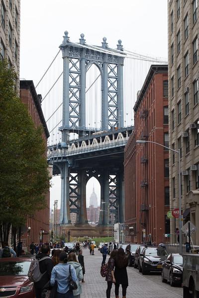 Quick Manhattan Bridge Picks