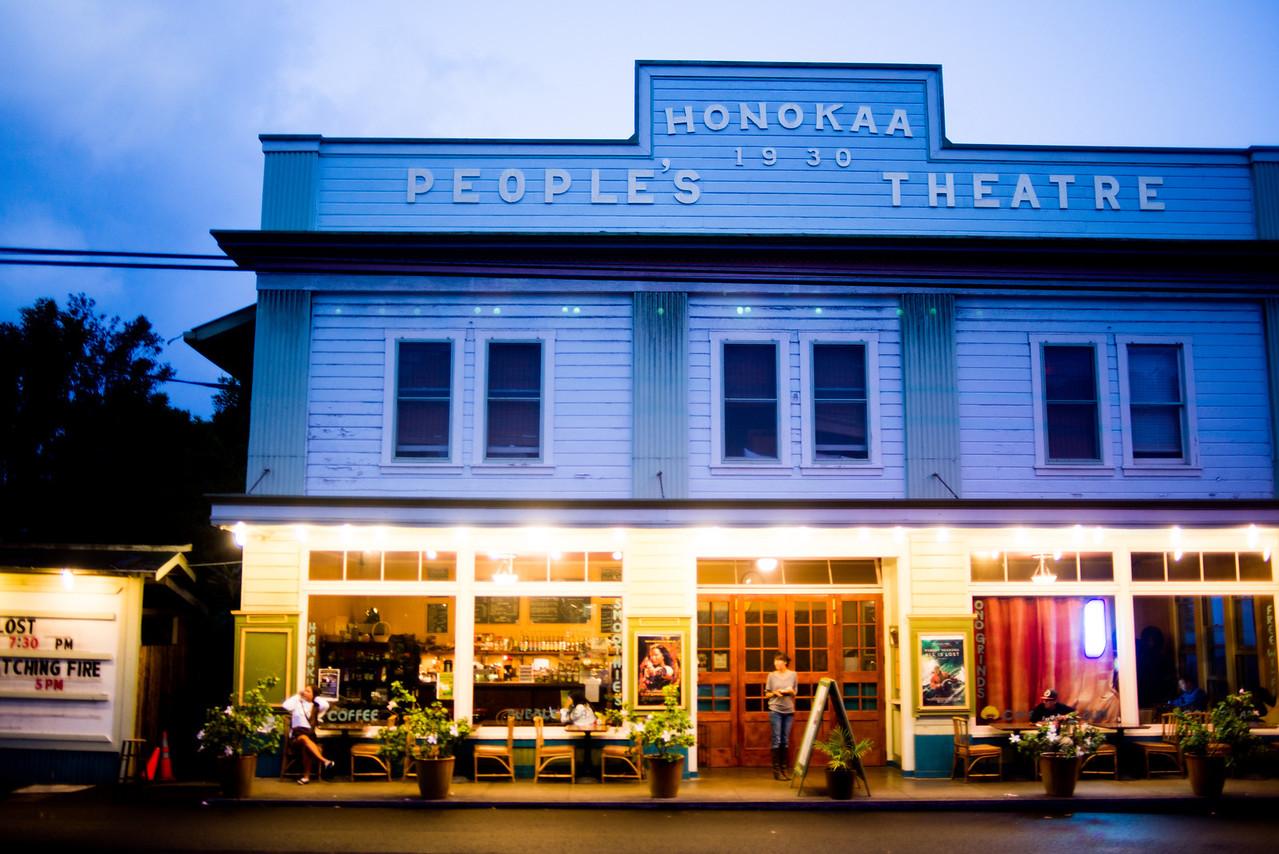Honoka'a People's Theater