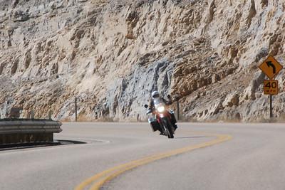 Quilter/Miller Southern Utah Motorcycle Trip