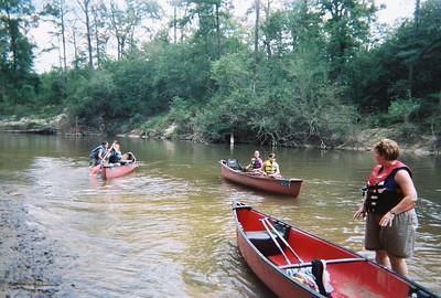Quiska Chitto canoe JM
