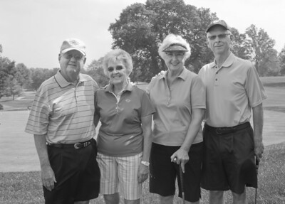 Rally for the Cure golf