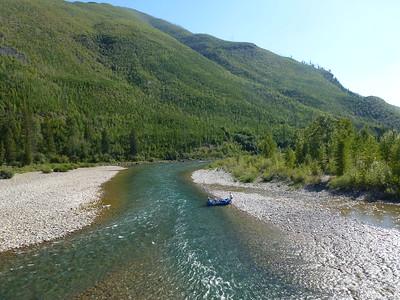 R100GS / Glacier Park -August 2016
