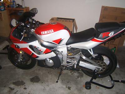R6 rebuild 2005-2006