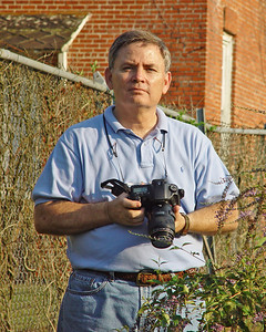 I like this photo because it was taken by my Grandson Trace. I was using my new Canon and he had my old Sony DSC-F707.