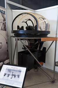 Avro Lincoln Bristol B17 Dorsal Gun Turret