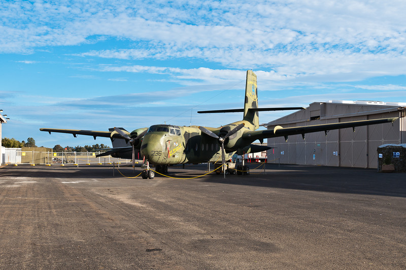 DHC-4 Caribou A4-236