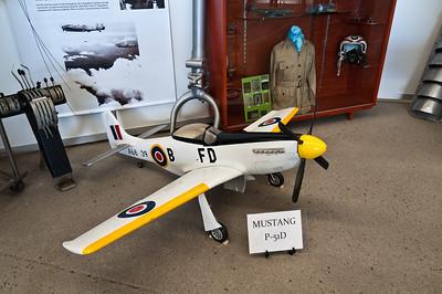 Model - Mustang P-51D
