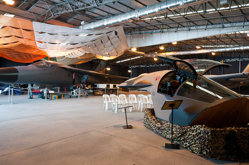 F-111 A8-126 with Capsule from A8-???
