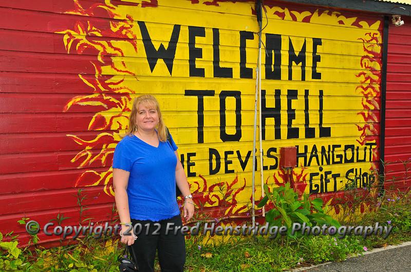 Lisa in Hell