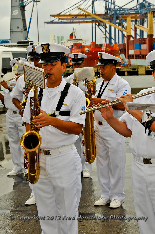 The Columbian Naval Band