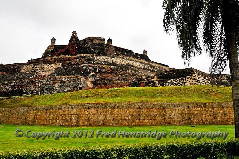 Castillo de San Felipe de Barajas, Cartagena