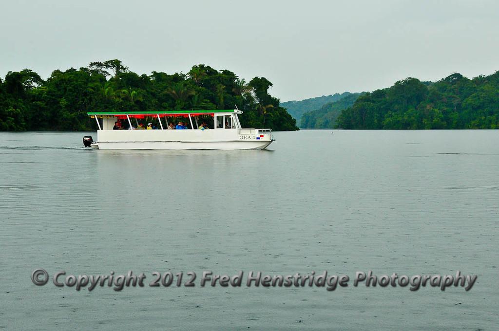 The Eco Cruise Boat