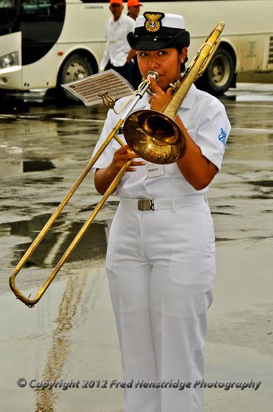 The Columbian Naval Band