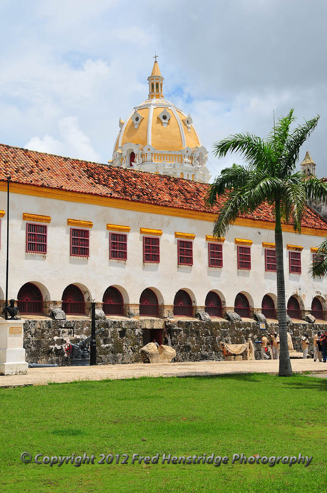 The naval museum, Cartagena
