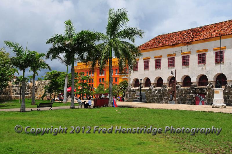 The naval museum, Cartagena
