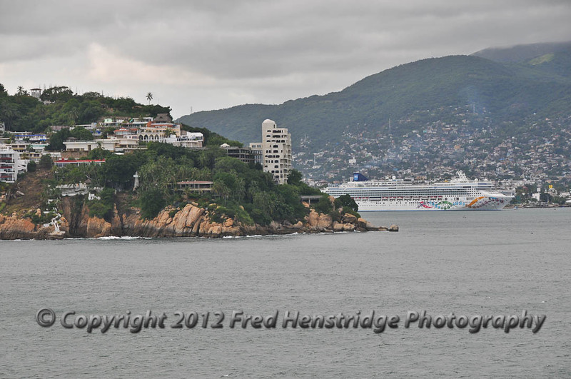 Acapulco from the sea
